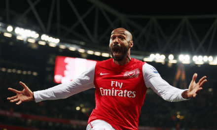Lacazette has what it takes to be the new Thierry Henry