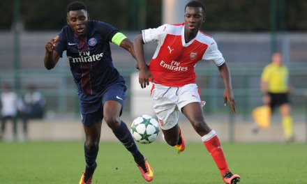 Almost done: Arsenal want to seal deal for 24 goal ace – report
