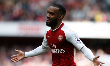 Ian Wright delivers a negative verdict on Lacazette