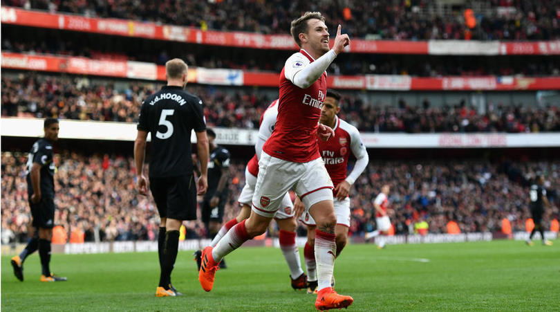 Ramsey out / Wilshere in – Arsenal possible line-up to play Burnley