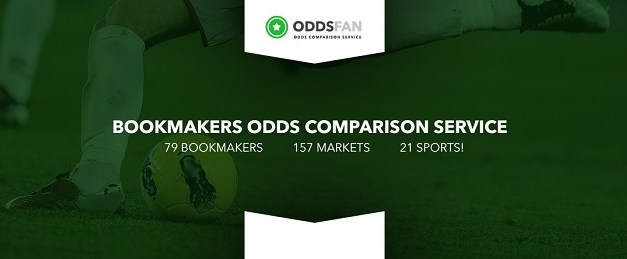 OddsFan – the best odds comparison service!