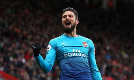 Saints 1-1 Arsenal, Giroud saves us… again.