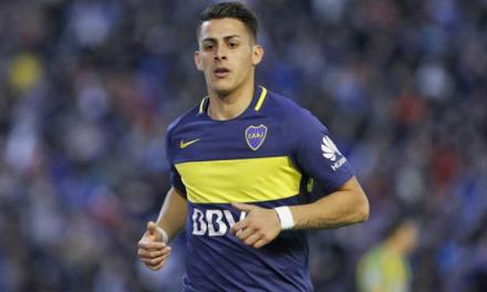 Boca President denies Arsenal's Pavon move