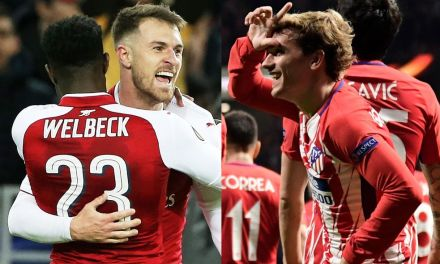 2 key players out – Arsenal possible line-up to face Atletico Madrid