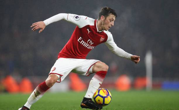 Agent Confirms that Mesut Ozil is Literally Going Nowhere at Arsenal