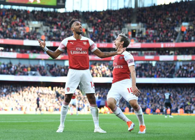 Report: Arsenal 2-0 Everton, a clean sheet at last!