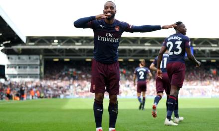Five Star Performance: Fulham 1-5 Arsenal