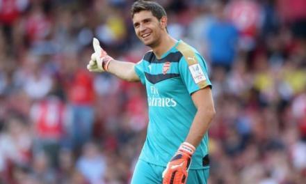Keeper Departs on Loan