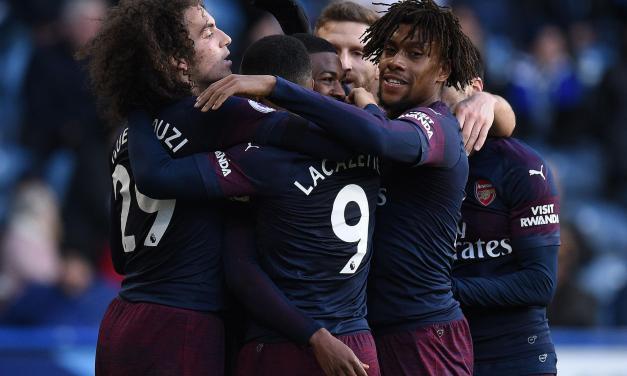 Huddersfield 1-2 Arsenal