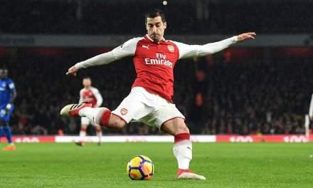 Henrikh Mkhitaryan returns at perfect time for Arsenal