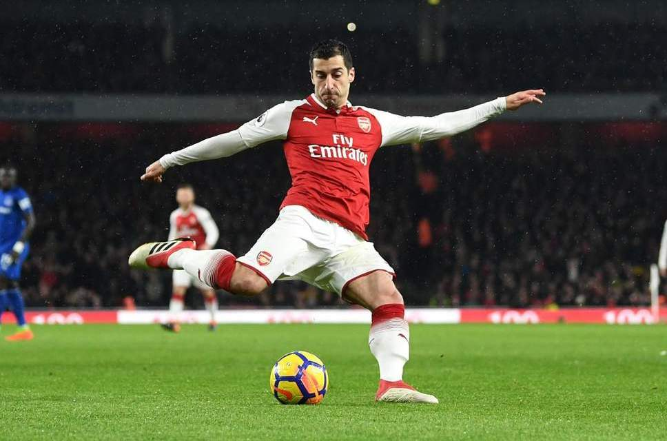 Henrikh Mkhitaryan returns at perfect time for Arsenal