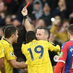 Palace 1-1 Arsenal – Aubameyang sees red as Arsenal held