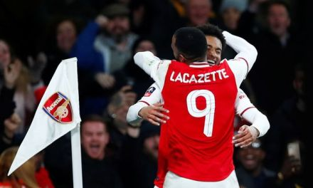 FA Cup 3rd Round – Arsenal 1 – 0 Leeds United
