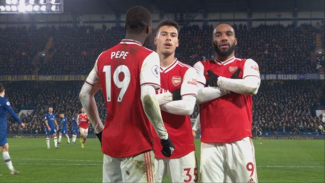 Chelsea 2-2 Arsenal, Martinelli Inspires Quality Arsenal Fightback