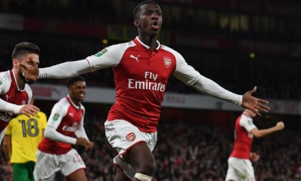Nketiah Set for Bristol City as Arsenal Team Slips Up?