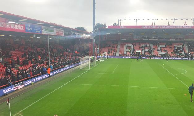 AFC Bournemouth 1 – 1 Arsenal, Coulda Woulda Shoulda…