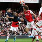 Arsenal v Everton – First half, minute by minute…