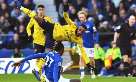 Ancelotti and Arteta Watch on as Everton Thwart Arsenal, Everton 0-0 Arsenal