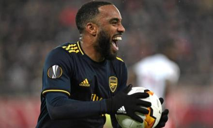 Alexandre the Great – Olympiacos 0 – 1 Arsenal