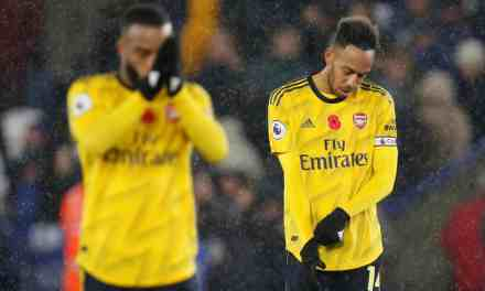 Another Defeat on the Road – Leicester 2 – 0 Arsenal