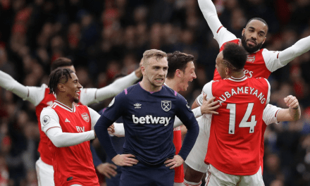 Arsenal vs West Ham Team News
