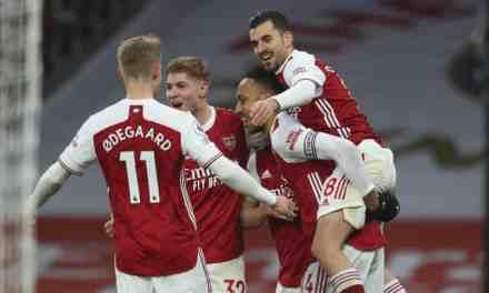Arsenal 4-2 Leeds. Aubameyang is Back!
