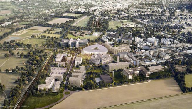 Las instalaciones de I+D ocuparán unos 4.450 metros cuadrados. Foto: AC