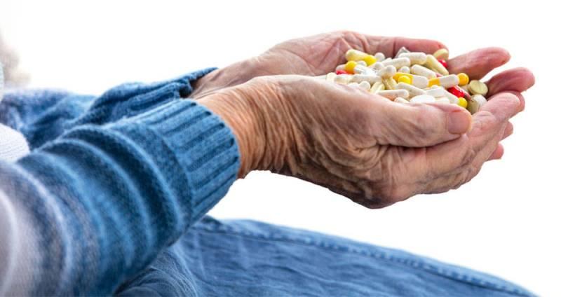 ¿Cuántos remedios toma al día?
