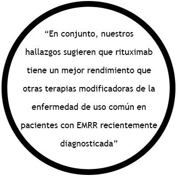 Rituximab esclerosis multiple