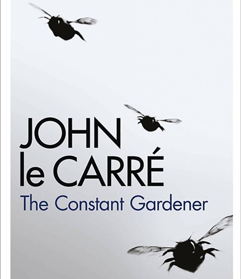 Portada del libro 'El jardinero fiel'.