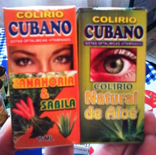 colirio cubano