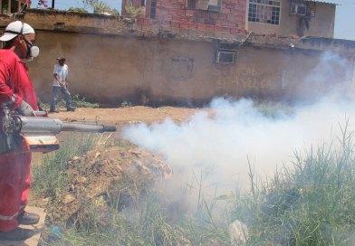Equipos de fumigación contra la malaria se desplegarán en Sucre