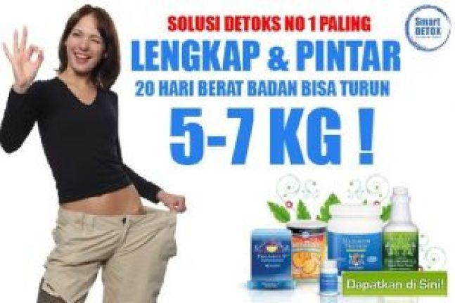 Tips cepat kurus dengan buang racun dalam tubuh..