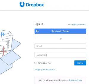 Yuk Buat DropBox