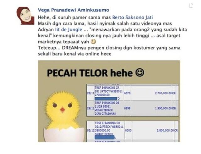 Belajar Bisnis Online di Cawang Jakarta Hub. 087878211823