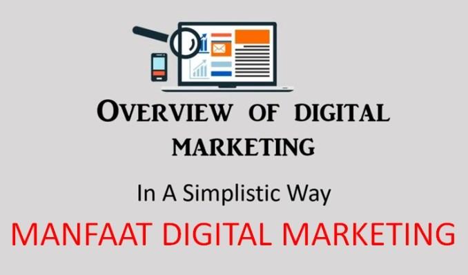 Manfaat Dari Direct Digital Marketing