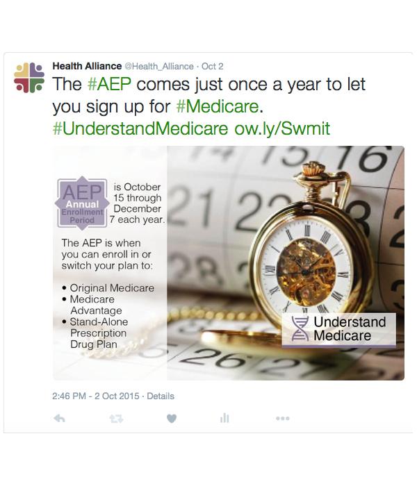 Understand Medicare Post Example