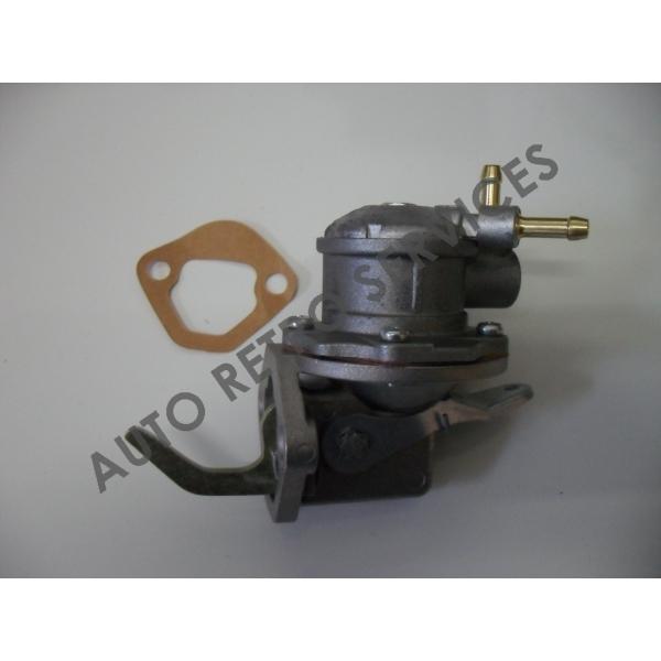 5 gtl car fuse box  fuel pump with prining lever - alpine a 110 -  renault r16 l / tl -