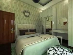 desain ruang tidur