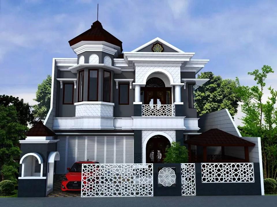 Desain Rumah Islami Pak Sumedi Tangsel