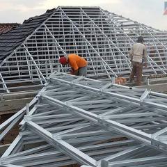 Cara Menghitung Pemakaian Baja Ringan Untuk Atap Rumah Kebutuhan Arisiteki