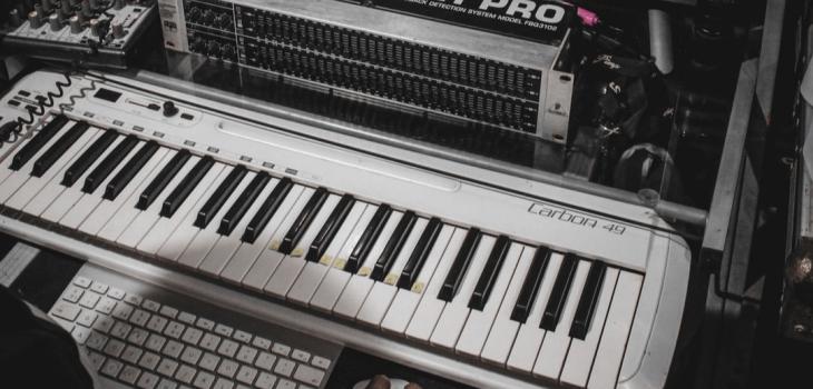 corso di tastiera e synth Napoli