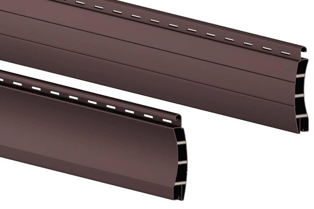 SOLE | tapparella in PVC rinforzata in PVC con sistema brevettato - più leggera ma più resistente all'imbarcamento dovuto alle esposizioni solari