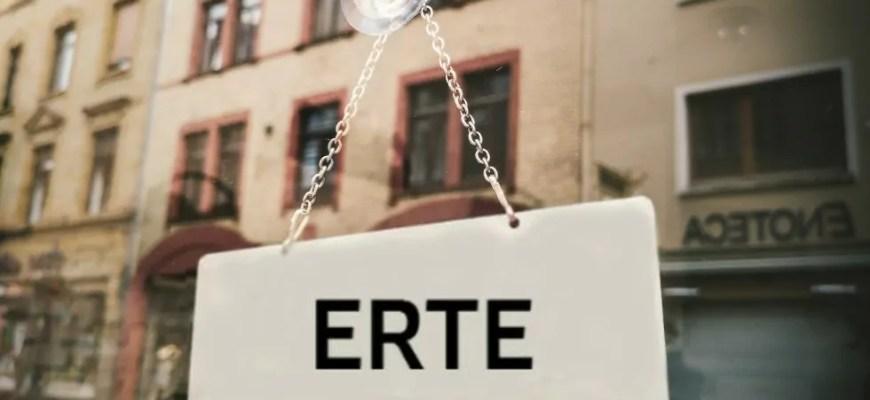 ¿Qué es un ERTE? ¿Y qué debes saber sobre esta figura?