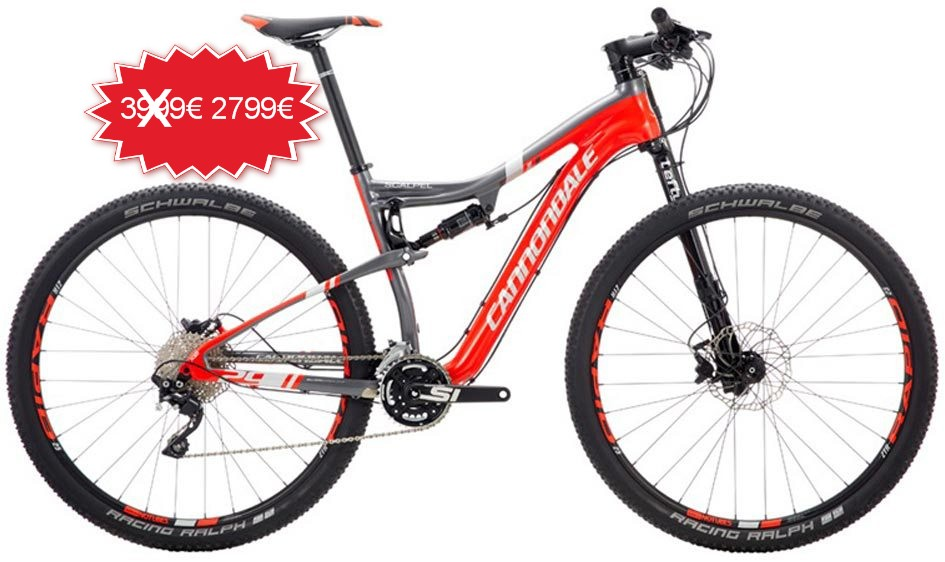 cannondale scalpel carbon 3