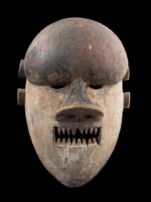 Salampasu Masque Guerrier Africain Masques Africains
