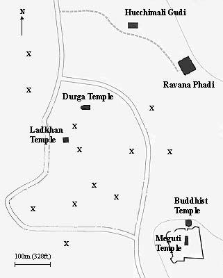 Aihole is located near Badami « Kannada, Kannadiga