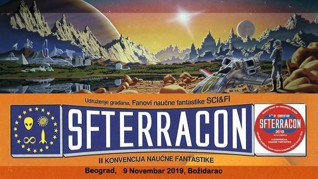 SFTerraCon 2 plakat