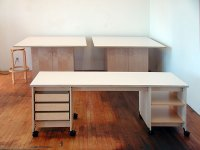 Art Studio Furniture System; Desks, Work Tables, and ...