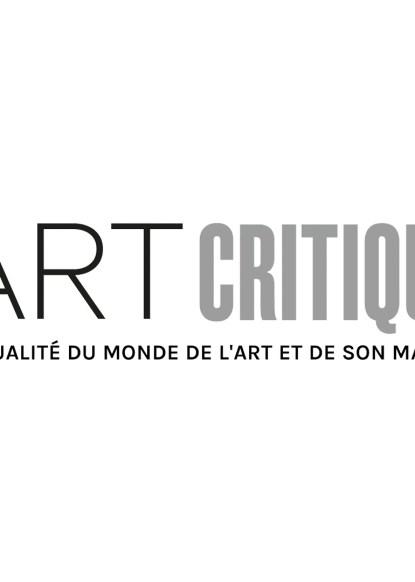 Landscape painting by David Hockney Art World Roundup